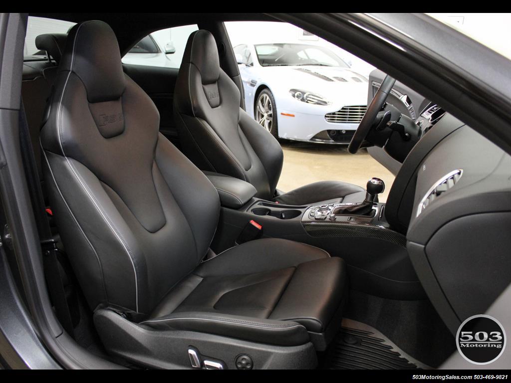 2015 Audi RS 5 4.2 quattro; One Owner w/ 10k Miles! - Photo 42 - Beaverton, OR 97005