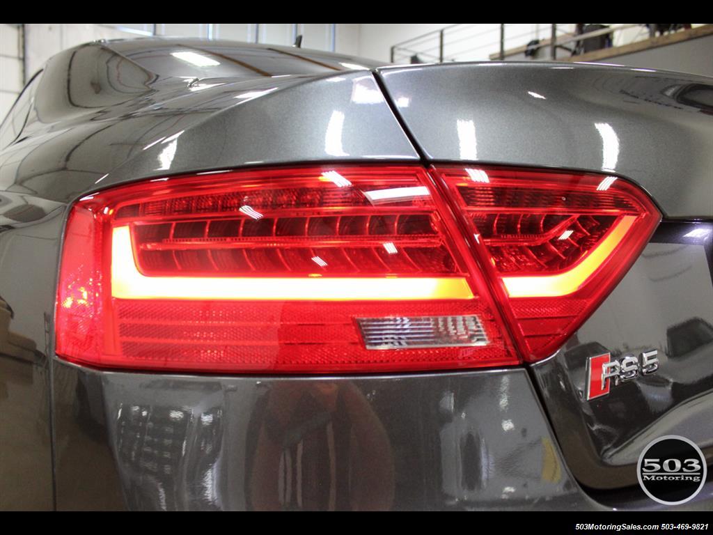 2015 Audi RS 5 4.2 quattro; One Owner w/ 10k Miles! - Photo 24 - Beaverton, OR 97005