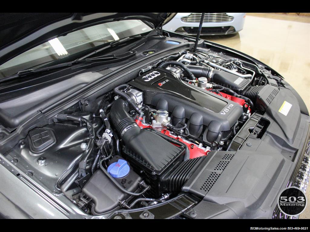 2015 Audi RS 5 4.2 quattro; One Owner w/ 10k Miles! - Photo 52 - Beaverton, OR 97005