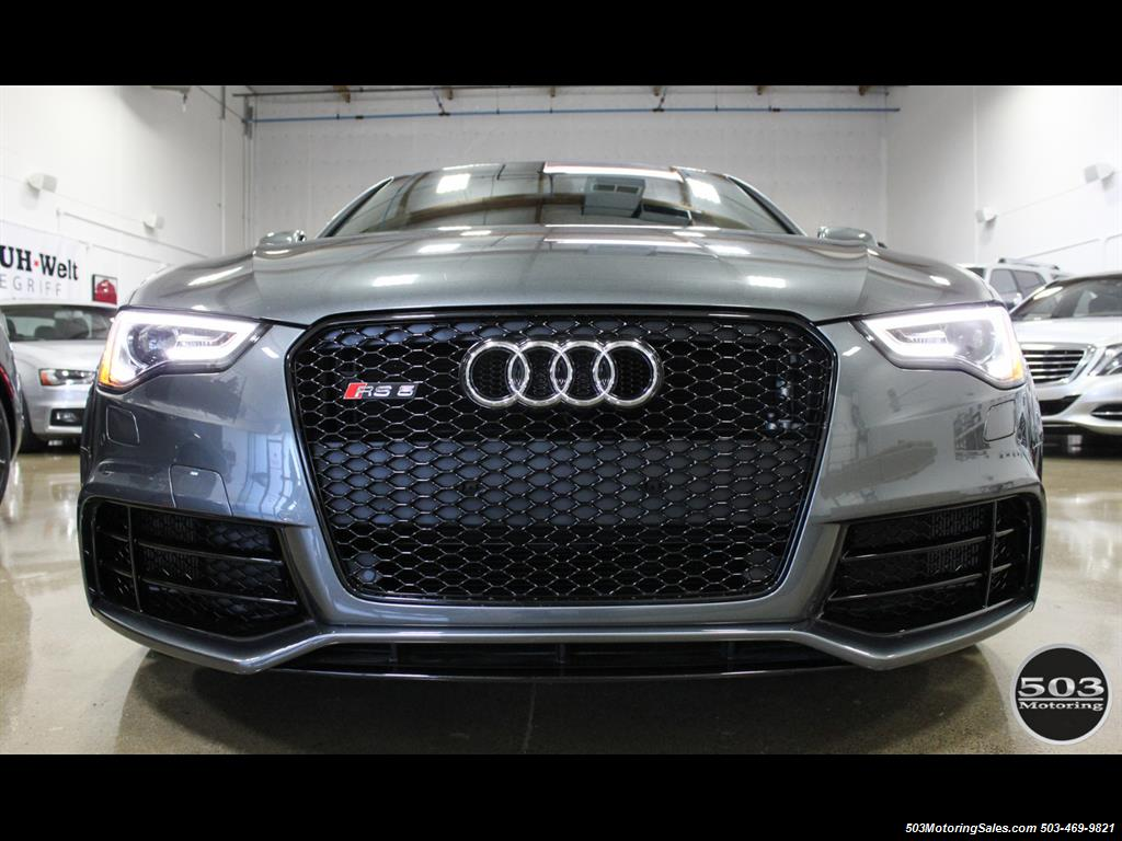 2015 Audi RS 5 4.2 quattro; One Owner w/ 10k Miles! - Photo 8 - Beaverton, OR 97005
