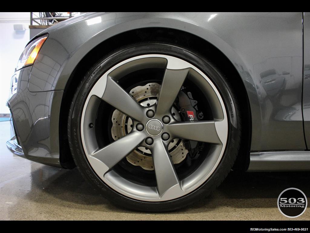 2015 Audi RS 5 4.2 quattro; One Owner w/ 10k Miles! - Photo 20 - Beaverton, OR 97005