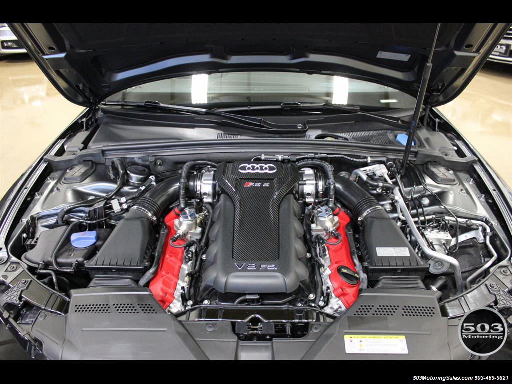 2015 Audi RS 5 4.2 quattro; One Owner w/ 10k Miles! - Photo 49 - Beaverton, OR 97005
