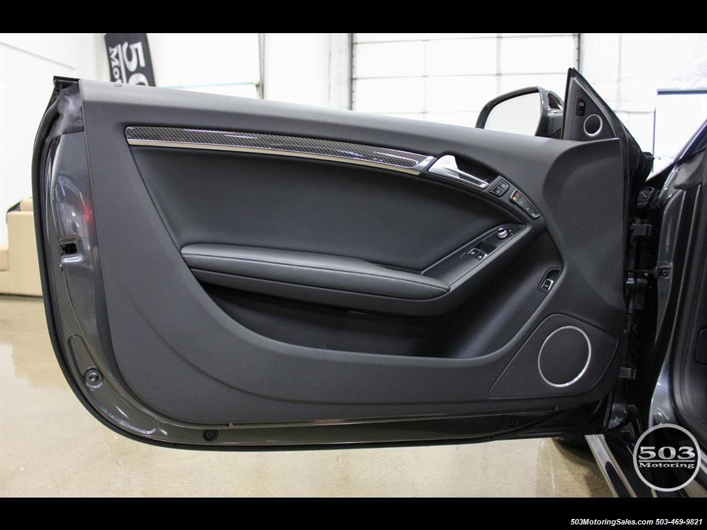 2015 Audi RS 5 4.2 quattro; One Owner w/ 10k Miles! - Photo 39 - Beaverton, OR 97005