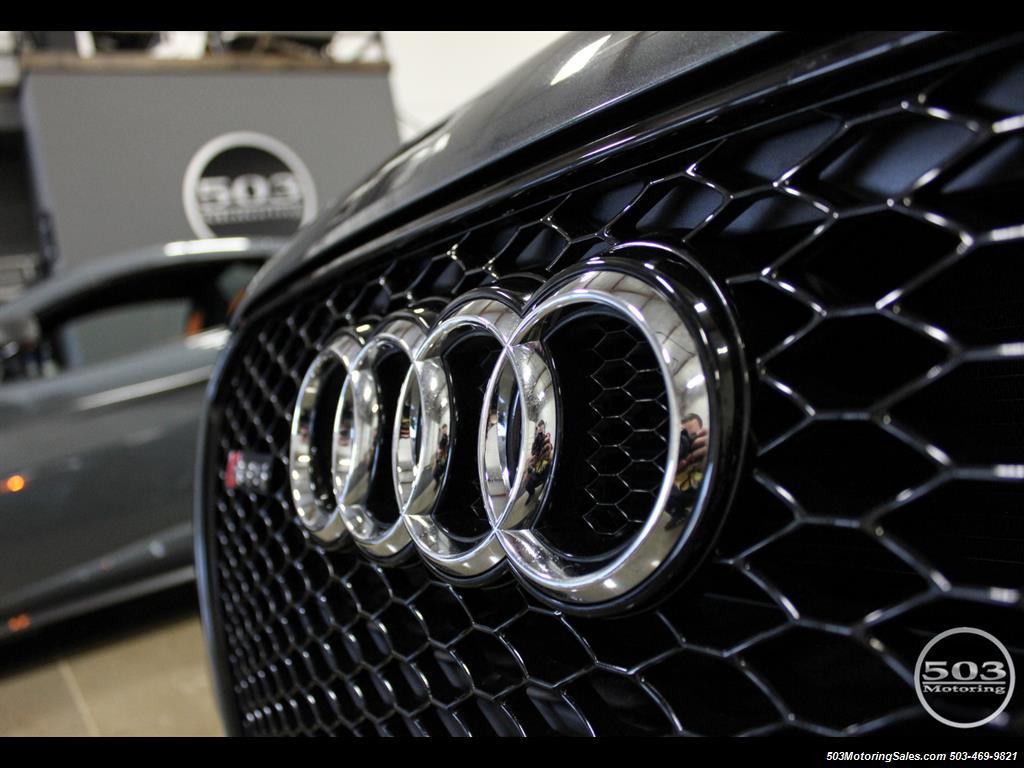 2015 Audi RS 5 4.2 quattro; One Owner w/ 10k Miles! - Photo 10 - Beaverton, OR 97005