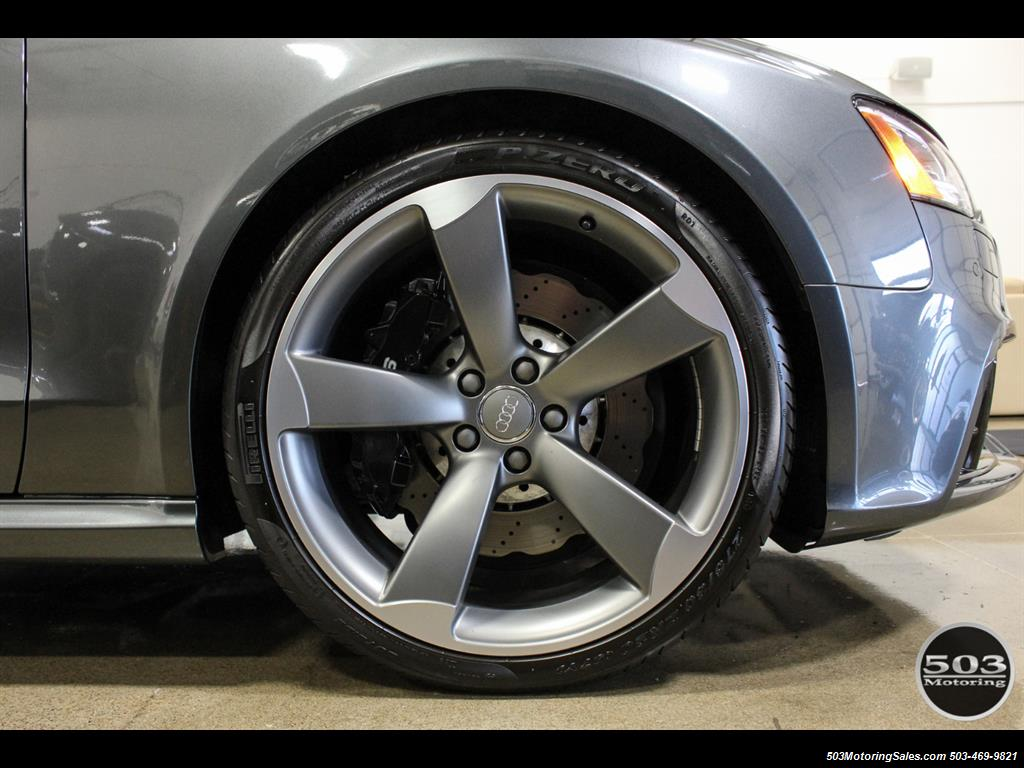 2015 Audi RS 5 4.2 quattro; One Owner w/ 10k Miles! - Photo 23 - Beaverton, OR 97005