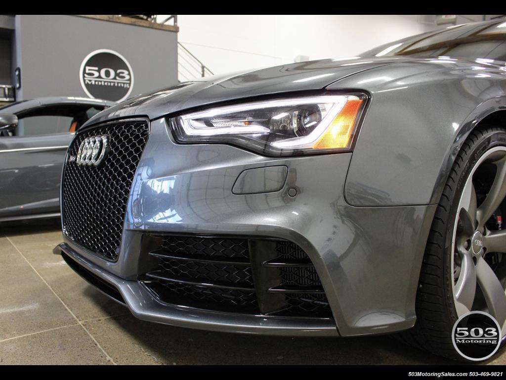 2015 Audi RS 5 4.2 quattro; One Owner w/ 10k Miles! - Photo 9 - Beaverton, OR 97005