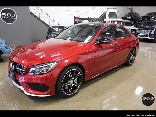 Turbo Title Loan >> 2016 Mercedes-Benz C450 AMG