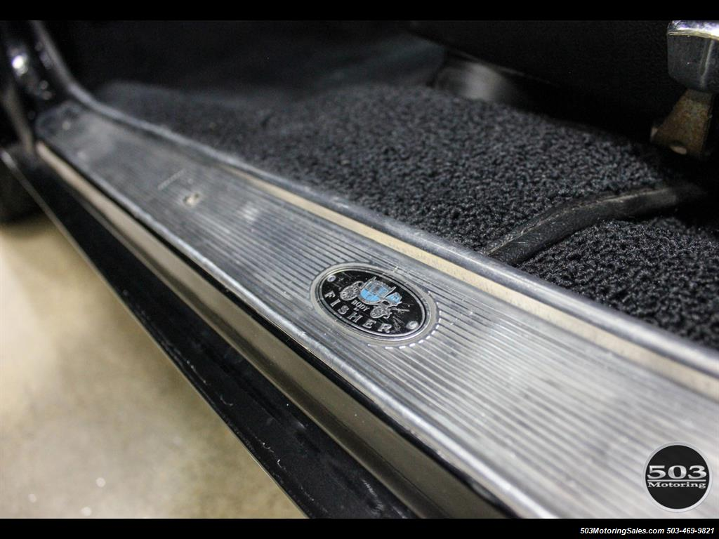 1968 Chevrolet Chevelle SS 396; Black/Black Stunning Restomod! - Photo 40 - Beaverton, OR 97005