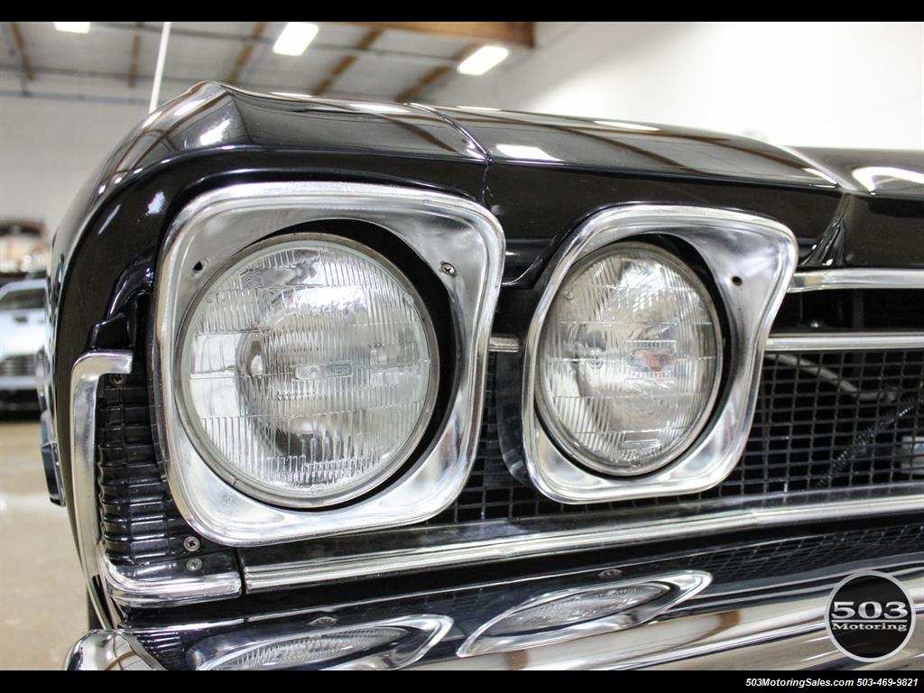 1968 Chevrolet Chevelle SS 396; Black/Black Stunning Restomod! - Photo 11 - Beaverton, OR 97005