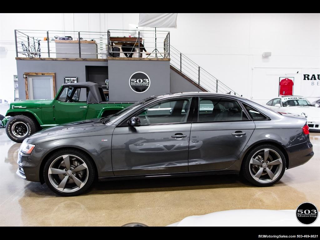 2015 Audi A4 2.0T Premium >> 2015 Audi A4 2.0T quattro Premium Plus S-Line