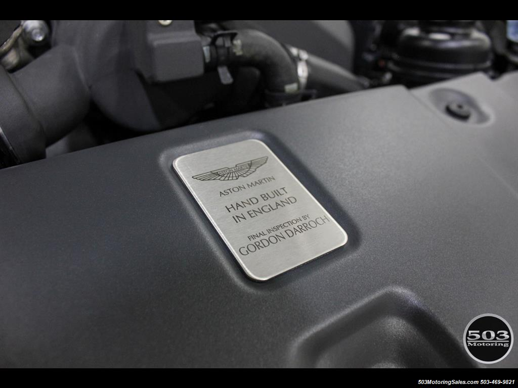 2011 Aston Martin V12 Vantage 6-Speed Manual, Mako Blue/Black! - Photo 54 - Beaverton, OR 97005