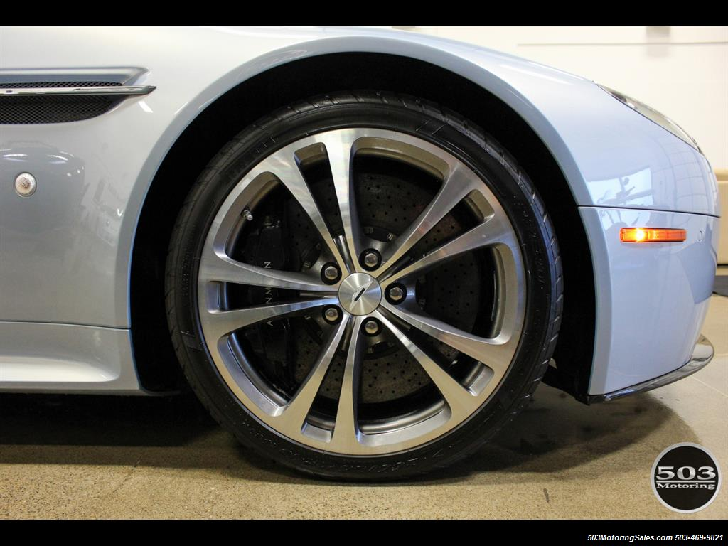2011 Aston Martin V12 Vantage 6-Speed Manual, Mako Blue/Black! - Photo 28 - Beaverton, OR 97005