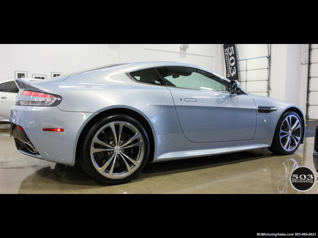 2011 Aston Martin V12 Vantage 6-Speed Manual, Mako Blue/Black! - Photo 6 - Beaverton, OR 97005