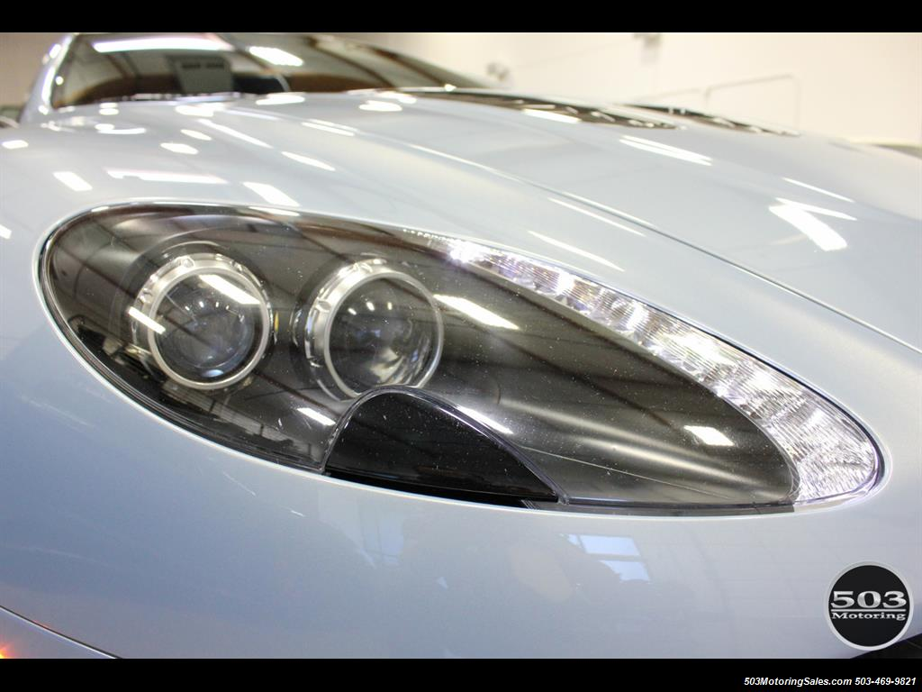 2011 Aston Martin V12 Vantage 6-Speed Manual, Mako Blue/Black! - Photo 11 - Beaverton, OR 97005