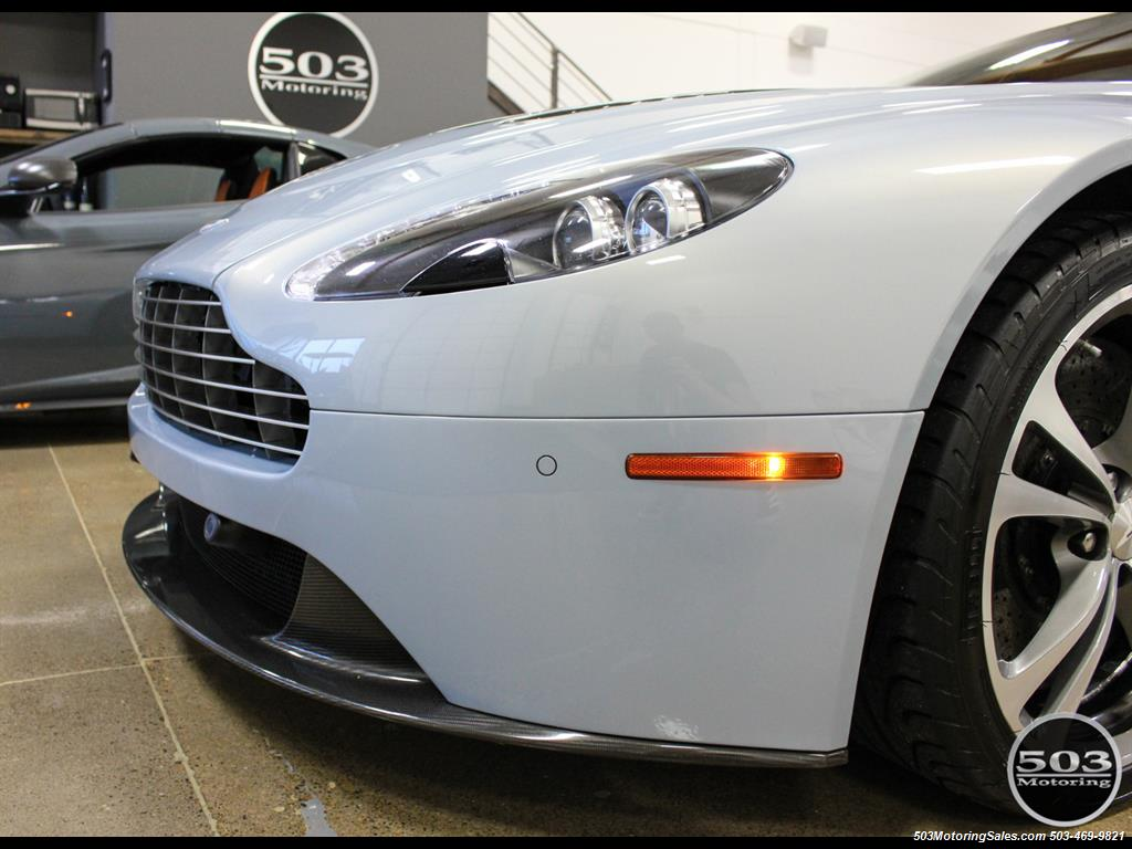2011 Aston Martin V12 Vantage 6-Speed Manual, Mako Blue/Black! - Photo 9 - Beaverton, OR 97005