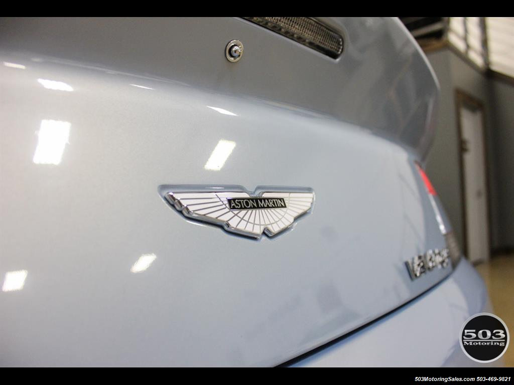 2011 Aston Martin V12 Vantage 6-Speed Manual, Mako Blue/Black! - Photo 22 - Beaverton, OR 97005