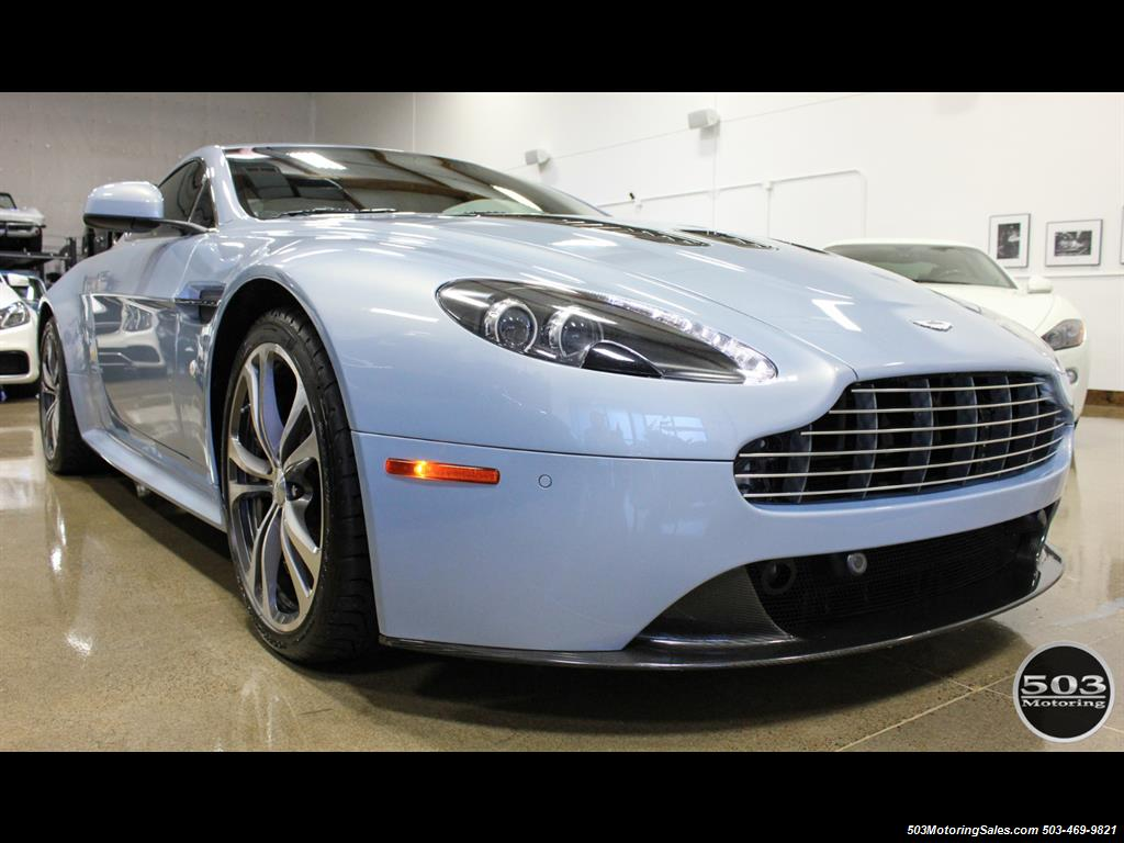 2011 Aston Martin V12 Vantage 6-Speed Manual, Mako Blue/Black! - Photo 7 - Beaverton, OR 97005