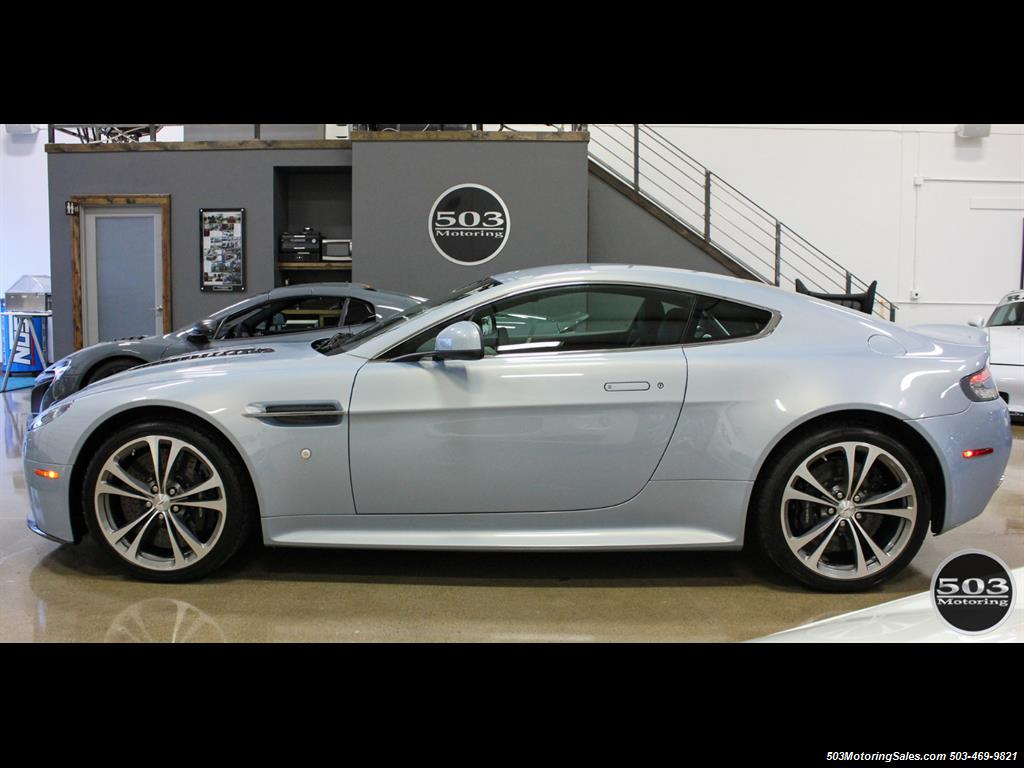 2011 Aston Martin V12 Vantage 6-Speed Manual, Mako Blue/Black! - Photo 2 - Beaverton, OR 97005