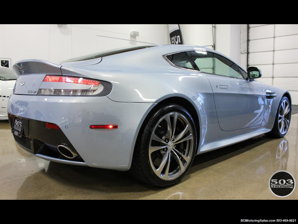 2011 Aston Martin V12 Vantage 6-Speed Manual, Mako Blue/Black! - Photo 5 - Beaverton, OR 97005