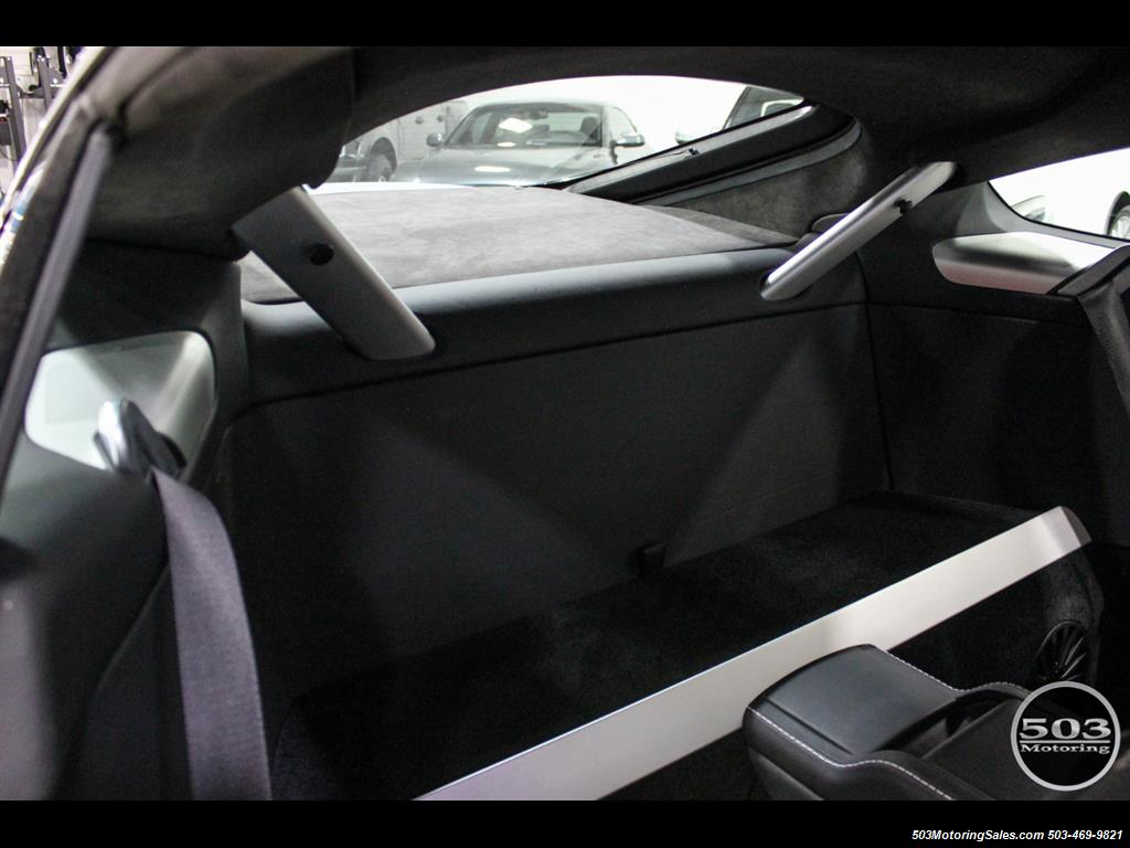 2011 Aston Martin V12 Vantage 6-Speed Manual, Mako Blue/Black! - Photo 46 - Beaverton, OR 97005