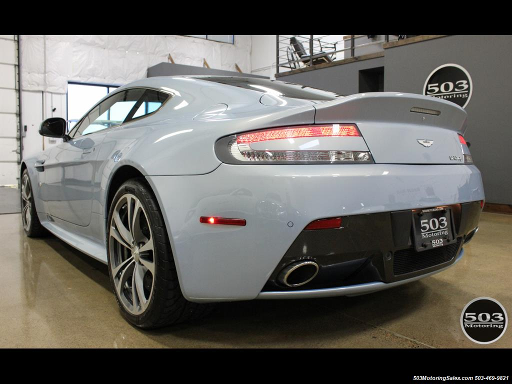 2011 Aston Martin V12 Vantage 6-Speed Manual, Mako Blue/Black! - Photo 3 - Beaverton, OR 97005