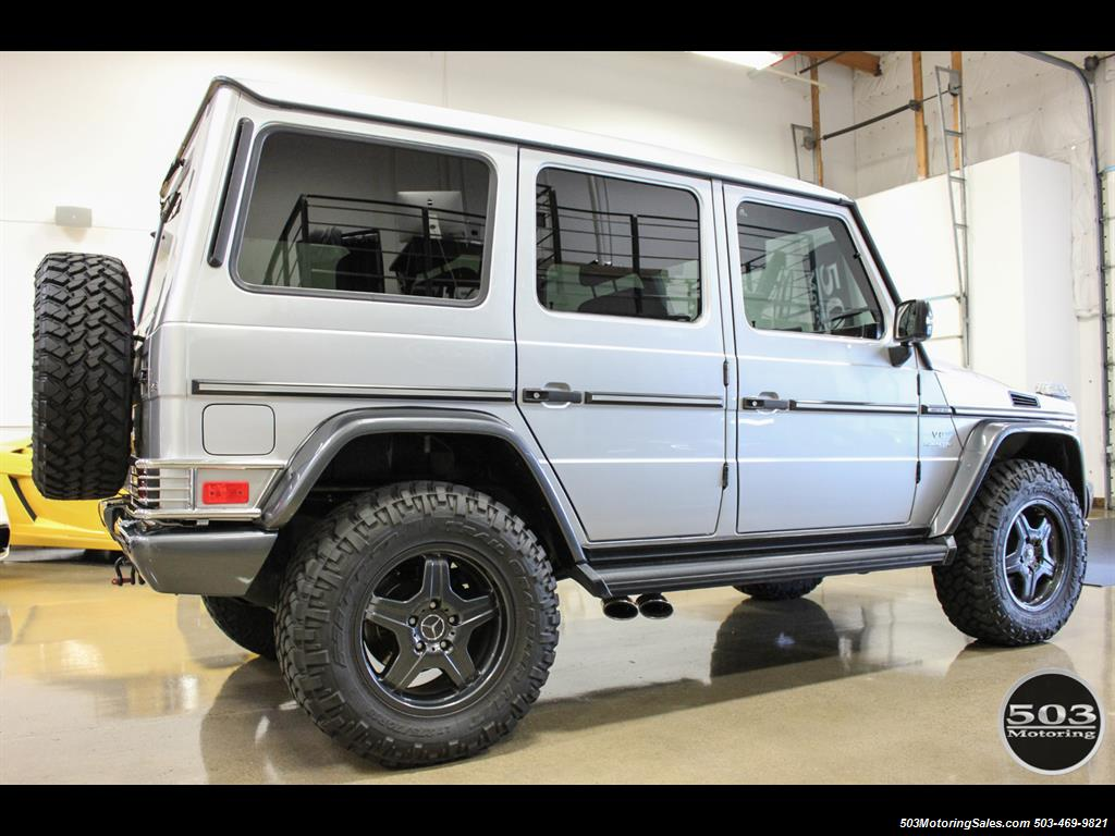 2005 Mercedes-Benz G 55 AMG; Silver/Charcoal w/ Lift & Upgrades! - Photo 6 - Beaverton, OR 97005