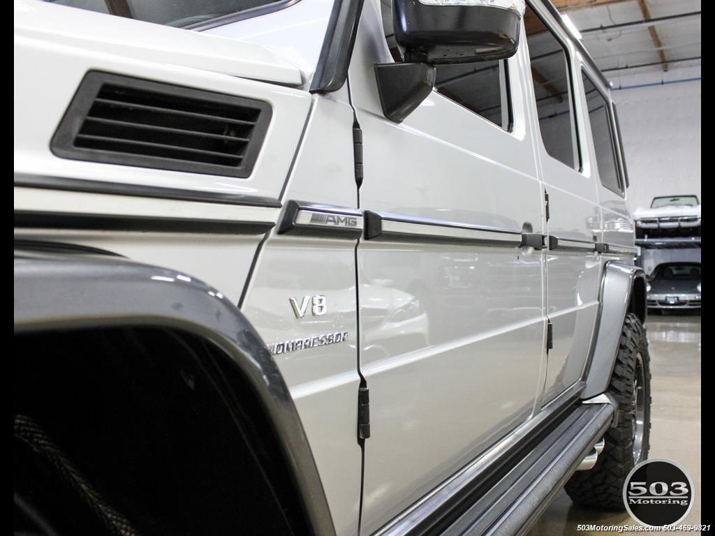 2005 Mercedes-Benz G 55 AMG; Silver/Charcoal w/ Lift & Upgrades! - Photo 18 - Beaverton, OR 97005