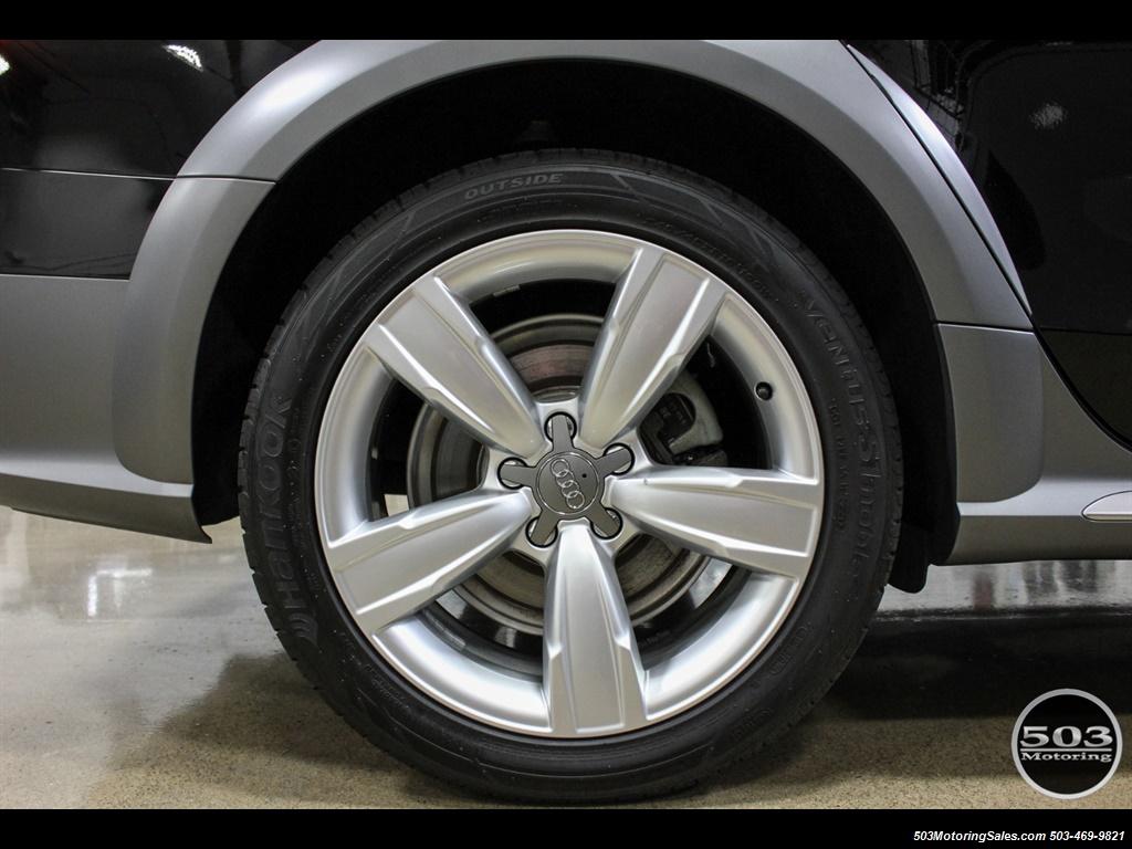 2014 Audi Allroad 2.0T quattro Premium Plus; Black/Black w/ 12k! - Photo 23 - Beaverton, OR 97005