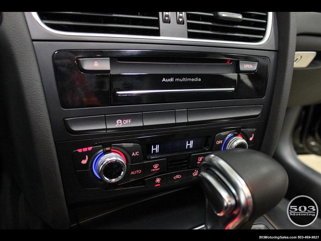 2014 Audi Allroad 2.0T quattro Premium Plus; Black/Black w/ 12k! - Photo 32 - Beaverton, OR 97005