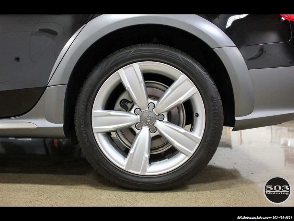2014 Audi Allroad 2.0T quattro Premium Plus; Black/Black w/ 12k! - Photo 22 - Beaverton, OR 97005