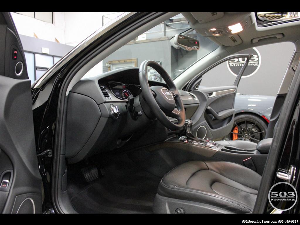 2014 Audi Allroad 2.0T quattro Premium Plus; Black/Black w/ 12k! - Photo 25 - Beaverton, OR 97005