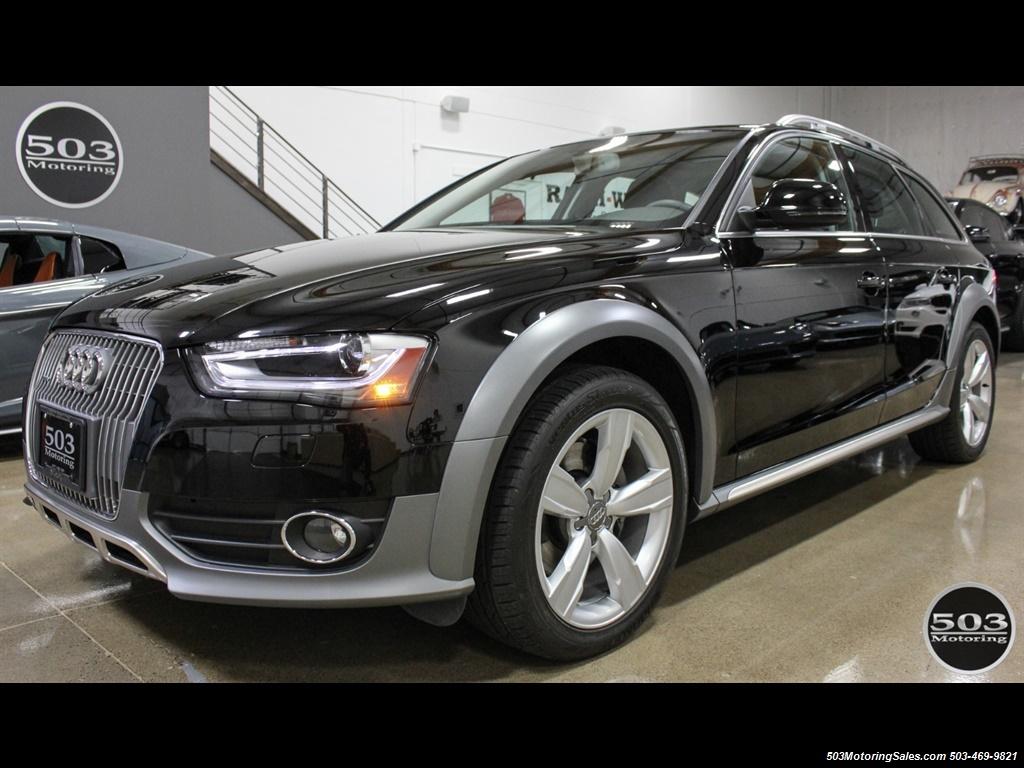2014 Audi Allroad 2.0T quattro Premium Plus; Black/Black w/ 12k! - Photo 1 - Beaverton, OR 97005
