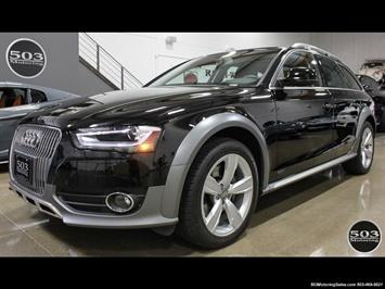 2014 Audi Allroad 2.0T quattro Premium Plus; Black/Black w/ 12k! Wagon