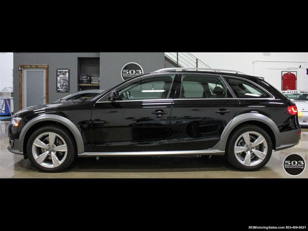 2014 Audi Allroad 2.0T quattro Premium Plus; Black/Black w/ 12k! - Photo 2 - Beaverton, OR 97005
