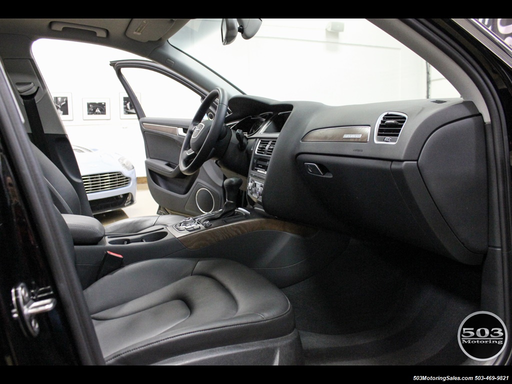 2014 Audi Allroad 2.0T quattro Premium Plus; Black/Black w/ 12k! - Photo 39 - Beaverton, OR 97005