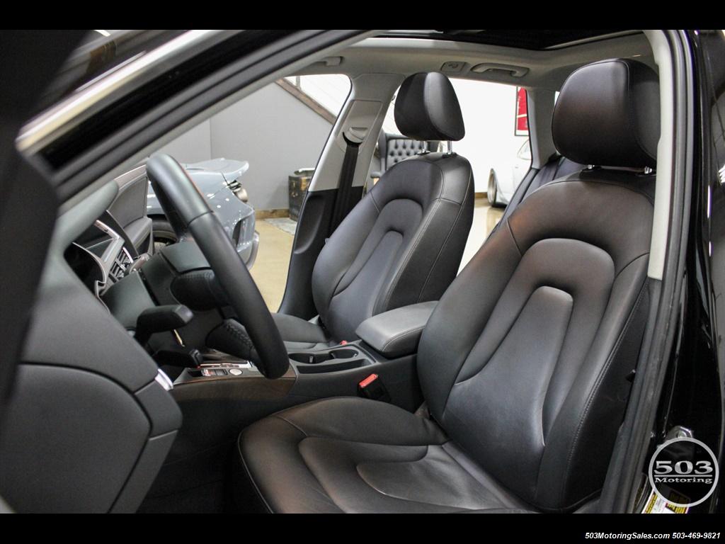 2014 Audi Allroad 2.0T quattro Premium Plus; Black/Black w/ 12k! - Photo 28 - Beaverton, OR 97005
