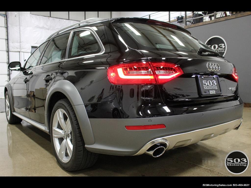 2014 Audi Allroad 2.0T quattro Premium Plus; Black/Black w/ 12k! - Photo 3 - Beaverton, OR 97005