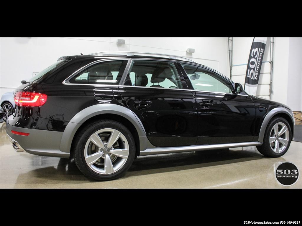 2014 Audi Allroad 2.0T quattro Premium Plus; Black/Black w/ 12k! - Photo 6 - Beaverton, OR 97005