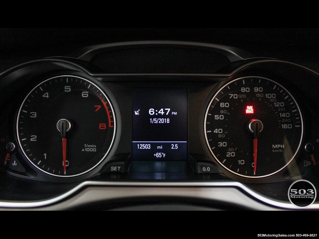 2014 Audi Allroad 2.0T quattro Premium Plus; Black/Black w/ 12k! - Photo 27 - Beaverton, OR 97005