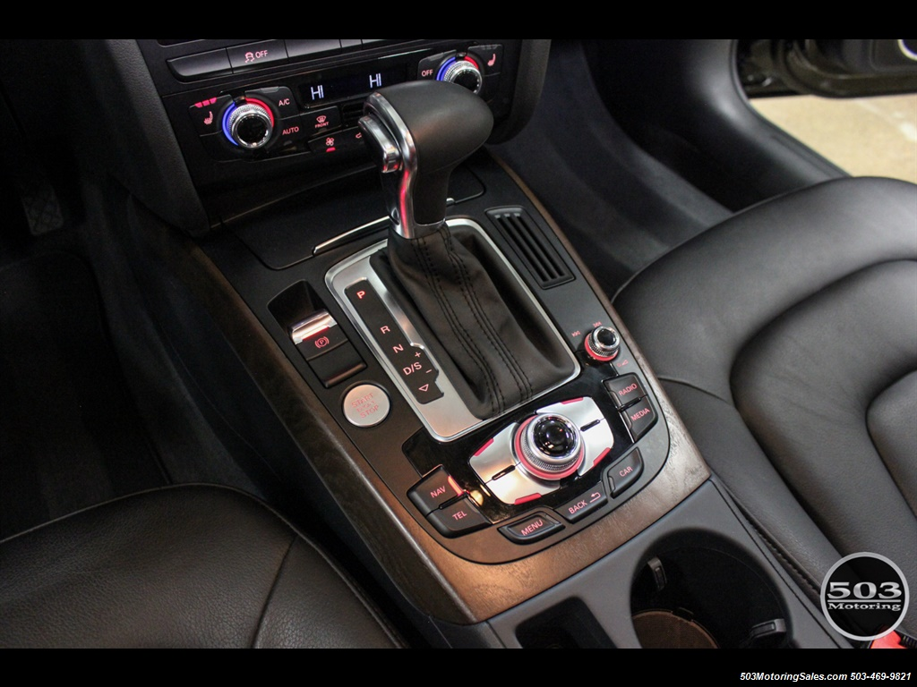2014 Audi Allroad 2.0T quattro Premium Plus; Black/Black w/ 12k! - Photo 33 - Beaverton, OR 97005