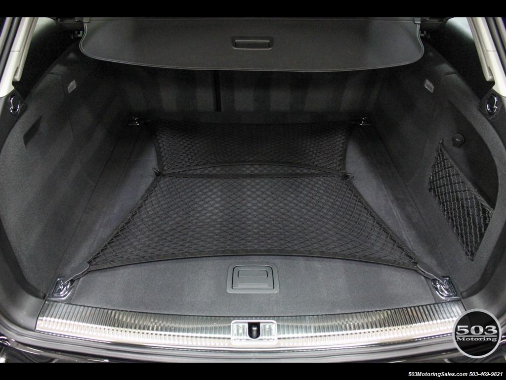 2014 Audi Allroad 2.0T quattro Premium Plus; Black/Black w/ 12k! - Photo 48 - Beaverton, OR 97005