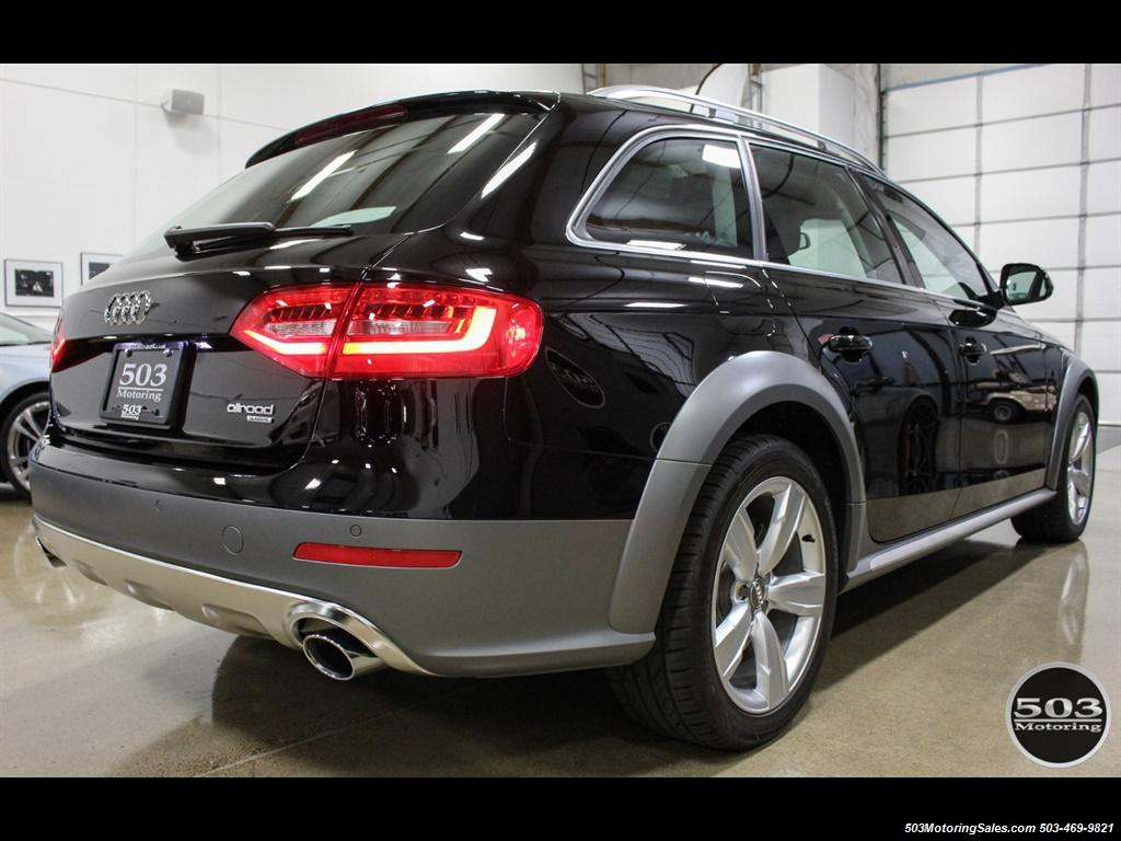 2014 Audi Allroad 2.0T quattro Premium Plus; Black/Black w/ 12k! - Photo 5 - Beaverton, OR 97005