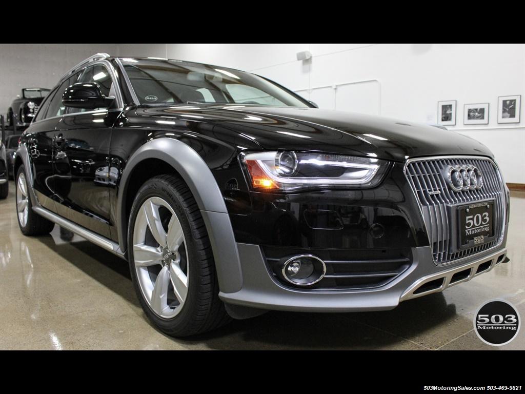2014 Audi Allroad 2.0T quattro Premium Plus; Black/Black w/ 12k! - Photo 7 - Beaverton, OR 97005