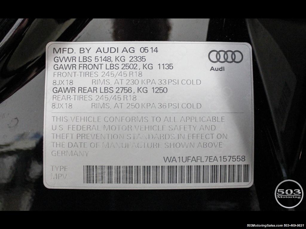 2014 Audi Allroad 2.0T quattro Premium Plus; Black/Black w/ 12k! - Photo 58 - Beaverton, OR 97005