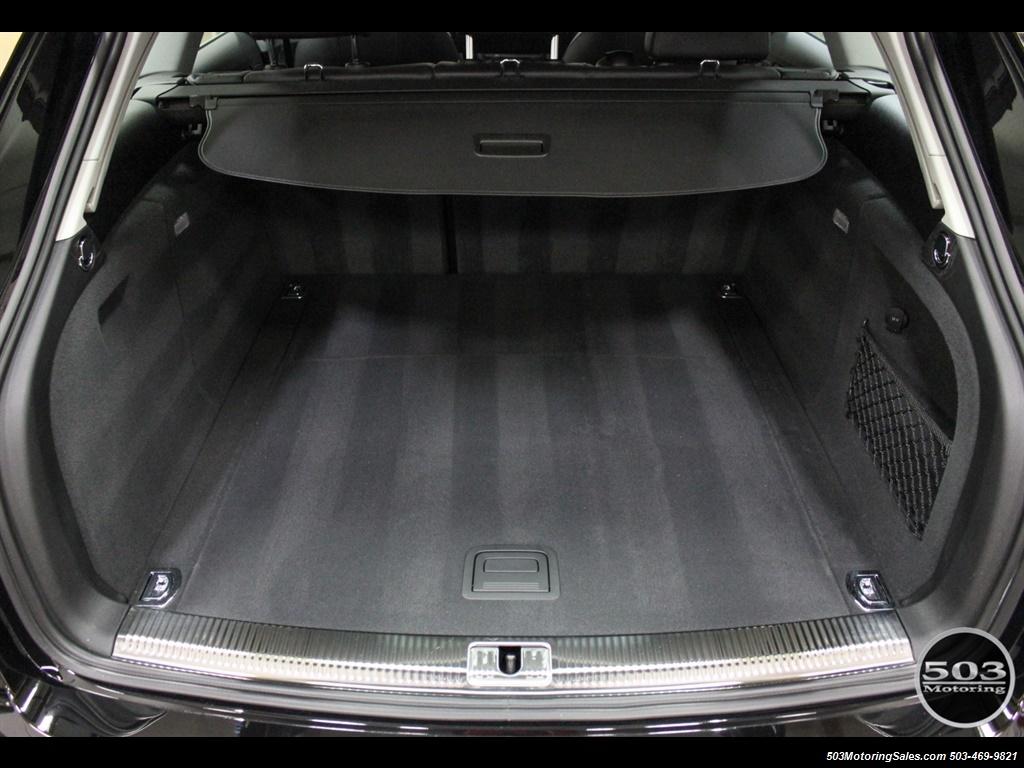 2014 Audi Allroad 2.0T quattro Premium Plus; Black/Black w/ 12k! - Photo 47 - Beaverton, OR 97005