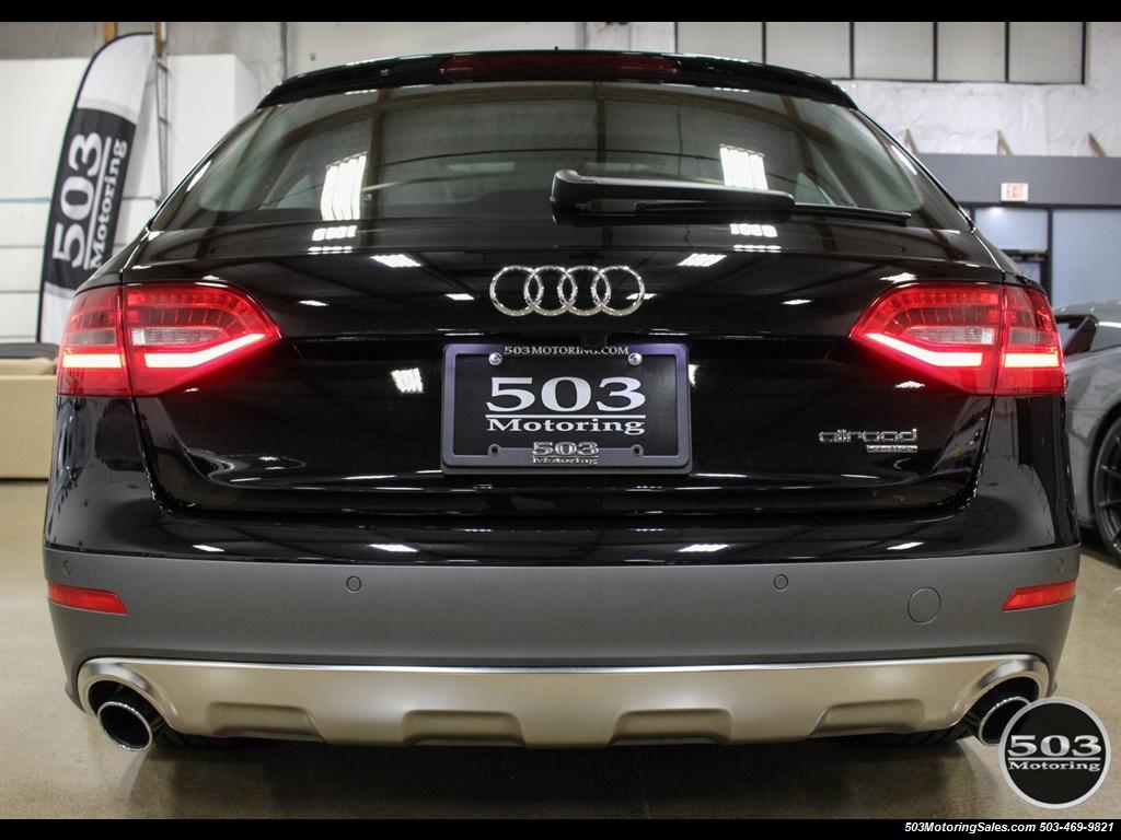 2014 Audi Allroad 2.0T quattro Premium Plus; Black/Black w/ 12k! - Photo 4 - Beaverton, OR 97005