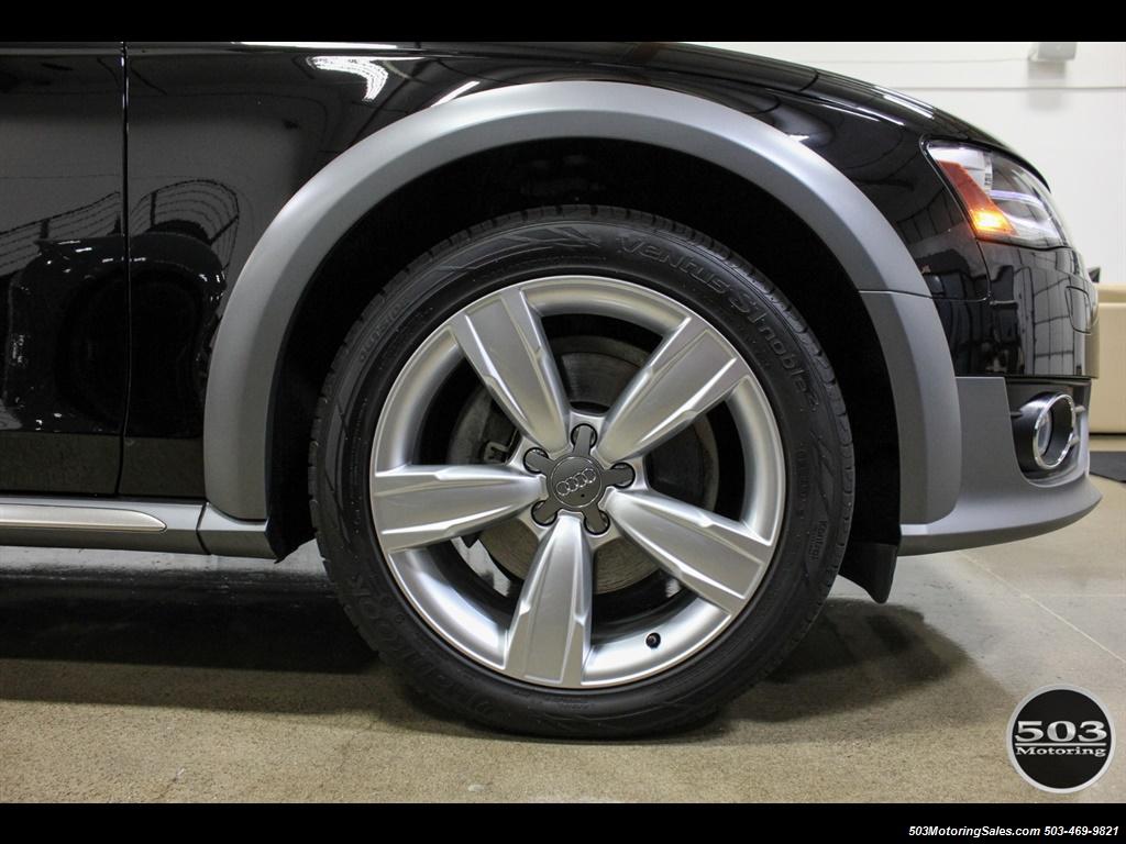 2014 Audi Allroad 2.0T quattro Premium Plus; Black/Black w/ 12k! - Photo 24 - Beaverton, OR 97005
