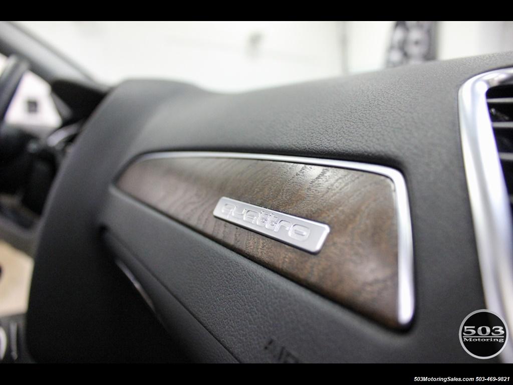 2014 Audi Allroad 2.0T quattro Premium Plus; Black/Black w/ 12k! - Photo 40 - Beaverton, OR 97005