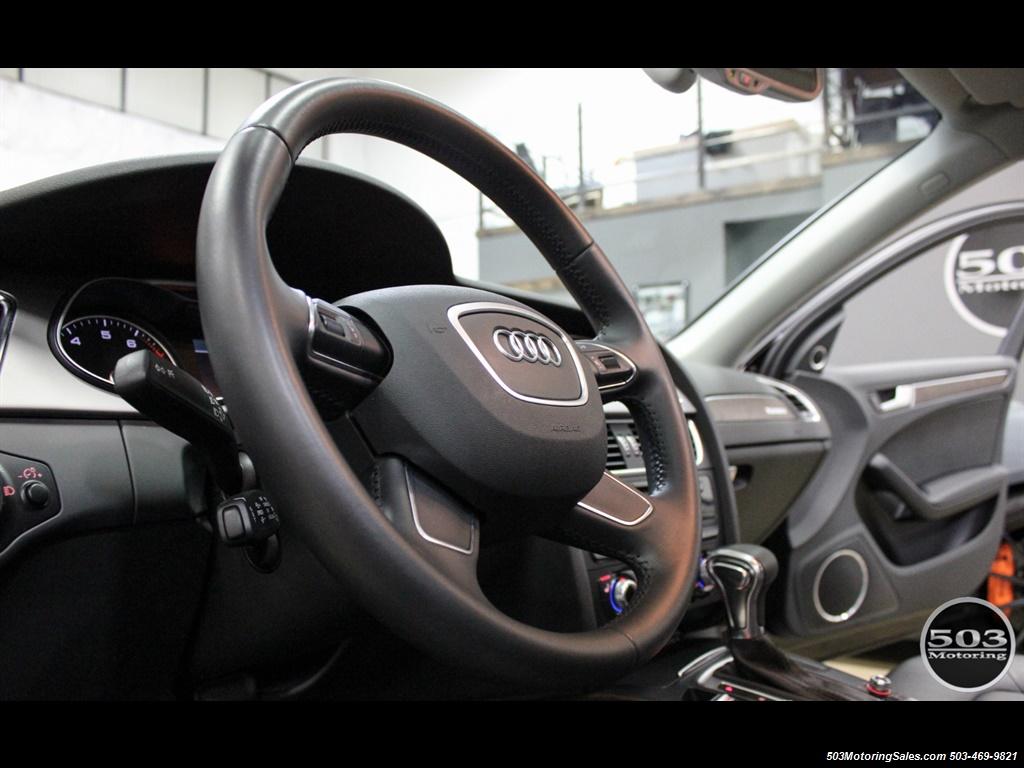 2014 Audi Allroad 2.0T quattro Premium Plus; Black/Black w/ 12k! - Photo 26 - Beaverton, OR 97005