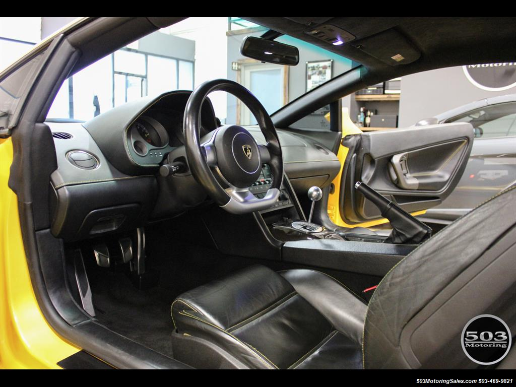2004 Lamborghini Gallardo Yellow/Black 6-Speed Manual w/ 21k Miles! - Photo 26 - Beaverton, OR 97005